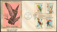 1967 Philippines MONKEY-EATING EAGLE First Day Cover