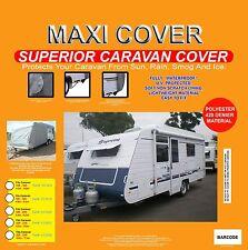 JAYCO SUITABLE CARAVAN COVER 18-20FT HEAVY DUTY UV AND WATERPROOF