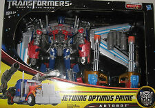 Jetwing Movie Deco Transformers Optimus Prime Exclusive New Figures Toy Action