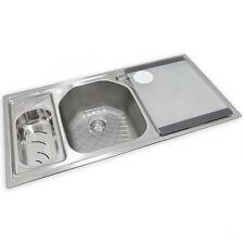 Astracast Echo 1.5 L + DP Pack Spüle Edelstahl Einbauspüle Küche Edelstahlspüle