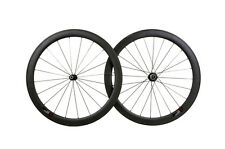 Sapim CX-RAY Carbon Tubular Wheelset 700C Road Bike 50mm UD matt Rims 25mm wide