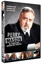 PERRY MASON The Case of the Glass Coffin (1974) **Dvd R2** Raymond Burr