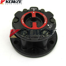 1PC Manual Freewheel Hub L/R For Mitsubishi Pajero Montero Triton L200 L300 4WD