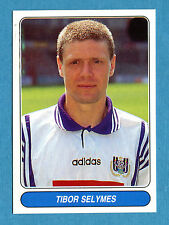EUROPEAN FOOTBALL STARS - Figurina-Sticker n. 47 - SELYMES - ANDERLECHT -New