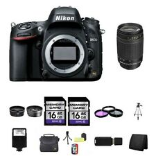 Nikon D600 Digital SLR Camera w/70-300mm 32GB Full Kit