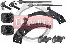 1997 Toyota Tercel High Quality Suspension & Steering Kit Inner Outer Tie Rods