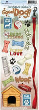 PAPER HOUSE GOOD DOG PETS PUPPY DOGS ANIMALS CARDSTOCK SCRAPBOOK STICKERS