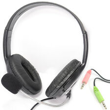 Dynamode DH-660 Stereo Headphone/Headset with Mic 3.5mm Jack