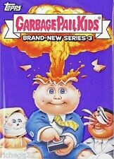 NEW 2013 GARBAGE PAIL KIDS SERIES 3 COMPLETE USA SET. BNS3.