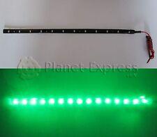 Streifen 30 Led SMD 3528 60cm. Grün Wasserdicht auto, boot, aquarium, wohnwagen