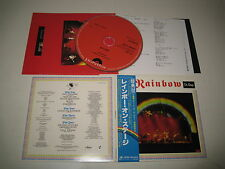 RAINBOW/ON STAGE(UMG/UICY-93620)CARDBOARD JAPAN CD+OBI