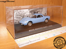 RENE BONNET DJET 1962 1:43 MINT WITH BOX ART!!!