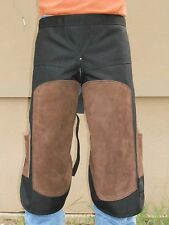 HORSESHOEING CHAPS/FARRIER SHOEING APRON/BLACK/B
