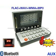 12v Spectrum Bluetooth MP3 FLAC WAV WMA FM AUX USB Player decoder board FM Radio
