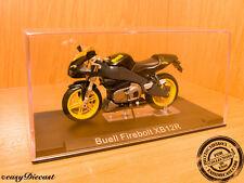 BUELL FIREBOLT XB12R XB-12R BLACK 2004 1/24 MINT&RARE!!