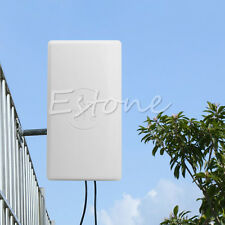 4G High Gain LTE Panel Flat Outdoor Antenna for Wifi Network Wireless Router