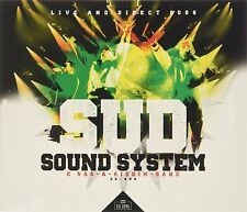 SUD SOUND SYSTEM - LIVE AND DIRECT 2006 -  CD + DVD NUOVO SIGILLATO