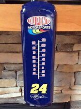 Jeff Gordon Outdoor Thermometer