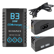 IMAX B3 11.1V 2S- 3S  Lipo Battery Balance Charger for RC Model US Plug