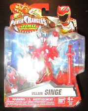 POWER RANGERS DINO SUPER CHARGE VILLAIN SINGE 433007 FIGURE