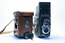 Rolleiflex Automat K4A TLR. Perfect Working, Free Worldwide Shipping.