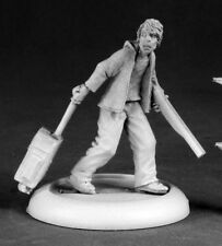 Denver Zombie Survivor Reaper Miniatures Chronoscope ATZ Zombicide Shotgun