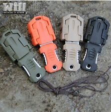 Military Tactical knive molle