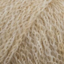 NEW ROWAN ALPACA MERINO dk knitting yarn shade 101 saxon