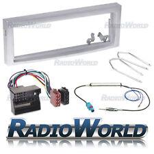 Citroen C5 Stereo Radio Kit de montaje Fascia Panel Adaptador Single Din fp-04-04 / S
