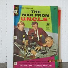 Man from U.N.C.L.E. 10 VG/FN 3 hole punches SKU15383 40% Off!
