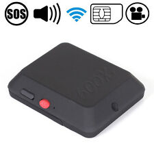 GPRS GSM SIM Real Time Hidden Spy Camera Recorder Monitor X009 Car Tracker SOS
