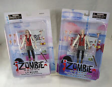 iZombie LIV MOORE action figures Regular & Full-On Zombie Mode (new)