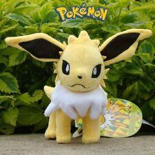 Jolteon Pokemon Plush Toy Nintendo Cool Collectible Stuffed Animal Doll 6'' 14cm
