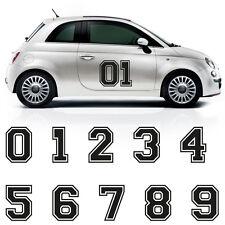 Adesivo Numero Generale Lee per auto universali tuning