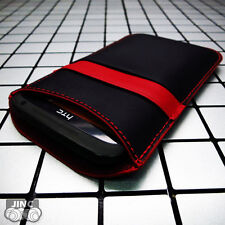 Leather Sleeve Carry Case Cover Pouch for HTC One-X/XL/S/AT&T/OneX/OneXL/OneS