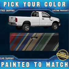 NEW Painted To Match- Rear Tailgate For 2002-2008 Dodge Ram Truck 1500 2500 3500
