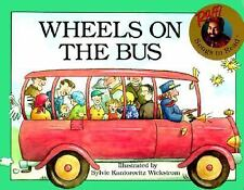 Wheels on the Bus by Raffi (1990, Reinforced, Prebound)
