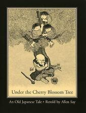 Under the Cherry Blossom Tree: An Old Japanese Tale-ExLibrary