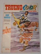 EL CAPITAN TRUENO COLOR AÑO III  Nº 99