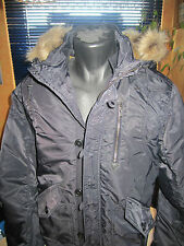 Jack and Jones Winterjacke mit Fellkapuze NEU!
