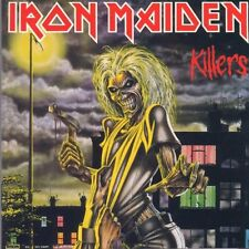 """Iron MAIDEN """"KILLERS"""" cd special Enhanced ARTICLE NEUF!!!"""
