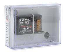 BRAND NEW FUTABA R617FS 2.4GHZ FASST RC RECEIVER RX 6EX 7C 8FG 8FGH 8FGA 18MZ