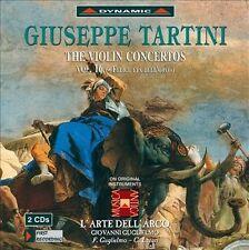 Giuseppe Tartini: The Violin Concerto, Vol. 16 (Felice Esta Dell Oro) (CD,...