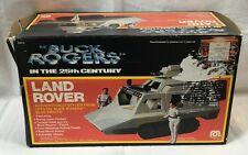 Vintage MEGO Buck Rogers in the 25th Century Land Rover Vehicle  w/ Box 1979