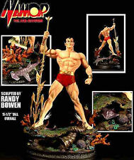 FF4 Namor Submariner RED Statue New FS Bowen Designs Marvel Comics 2006