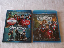 Marvel's The Avengers : Target Exclusive 3 Disc Blu-ray/DVD set w/ slipcover