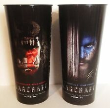 Warcraft Movie Theater Exclusive 44 oz Plastic Cup