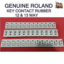 Genuine Roland Spare 12 13 way contact rubber switch Juno-D Juno-G VR-09 AX-09