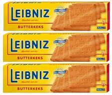Bahlsen - Leibniz Butter Cookies - (3) three packs