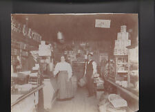 Batavia NY Photograph General Store Groceries
